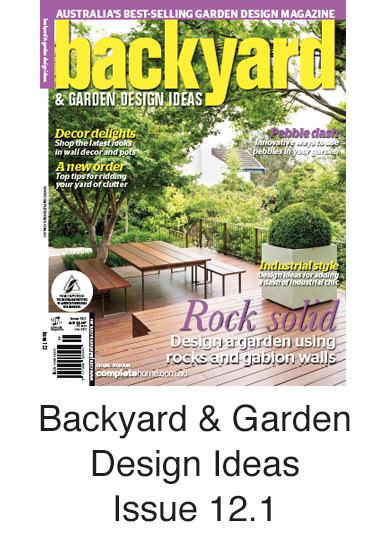 backyard magazine