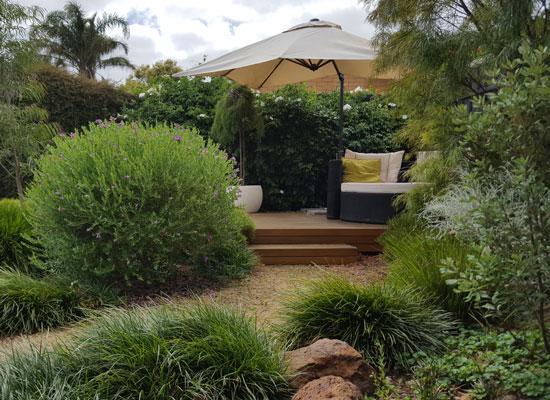 bush n produce garden